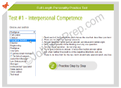 Full Length Personality Practice Tests
