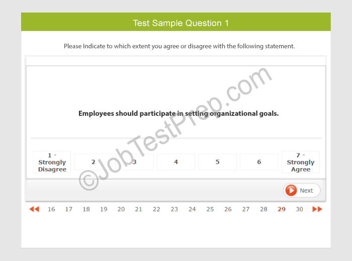 MMPI & MMPI 2 Online Test Preparation - JobTestPrep