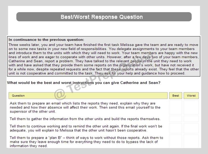 supervisory situational judgment test prep supervision sjt practice tests jobtestprep