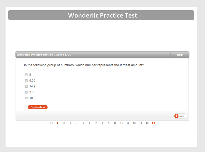 Free wonderlic sample test with answers explanations jobtestprep fandeluxe Choice Image