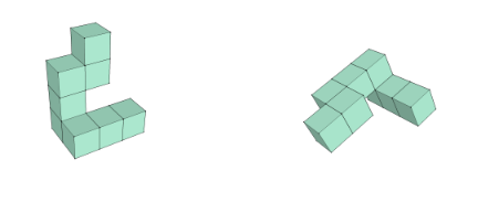 Rotated Blocks