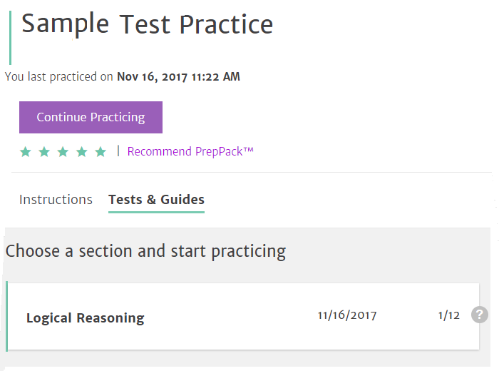 UN Global General Service Test Preparation