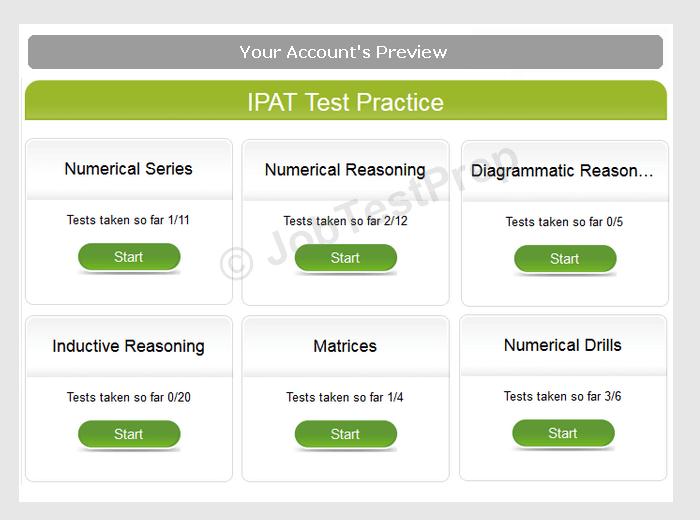 4627_ibm online aptitude test (ipat) | test (assessment) | password.