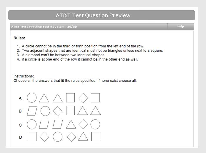 At T Technical Mechanical Test Preparation Online Jobtestprep