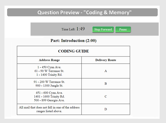 US Postal Exam Study Guides, Practice Tests & Exam Books