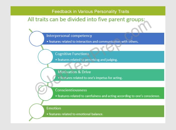 Big five personality test questionnaire pdf